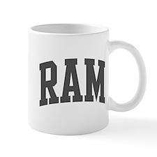 Ram (curve-grey) Mug
