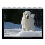 Great Pyrenees Wall Calendar #7,