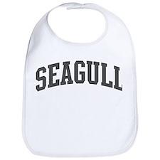 Seagull (curve-grey) Bib