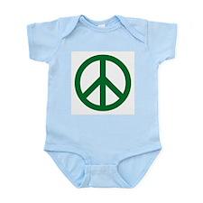 PEACE SYMBOL Infant Creeper