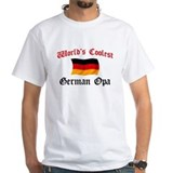 Coolest German Opa  Shirt