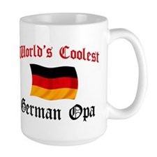 Coolest German Opa Mug