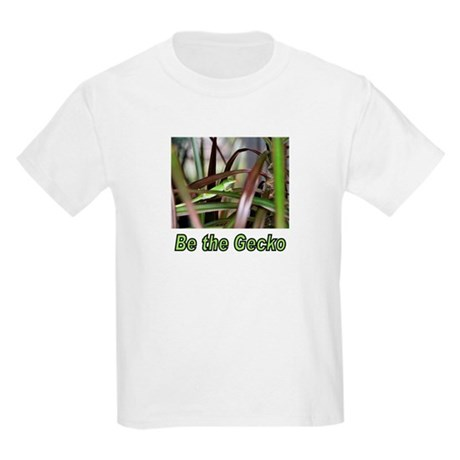(Kids) Be the Green Gecko Kids T-Shirt