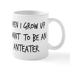 Grow up - Anteater Small Mug