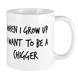 Grow up - Chigger Mug