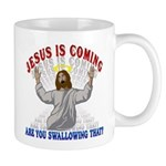 Jesus Is Coming Small 11oz Mug