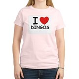 I love DINGOS T-Shirt
