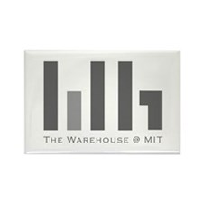 Cute Graduating Rectangle Magnet (100 pack)