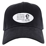 Eleanor Roosevelt 5 Baseball Hat