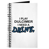 Dulcimer Need a Drink Journal