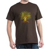 abstract tree T-Shirt