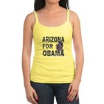Arizona for Obama Jr. Spaghetti Tank