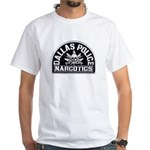 Dallas Dopers White T-Shirt