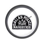 Dallas Dopers Wall Clock
