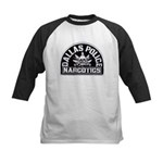 Dallas Dopers Kids Baseball Jersey