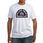 Dallas Dopers Fitted T-Shirt