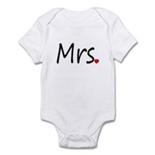 Mrs Infant Bodysuit