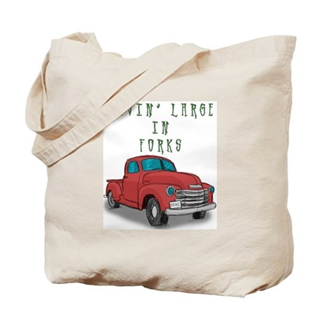 Livin' Large Tote Bag