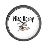 Mizo Horny Wall Clock