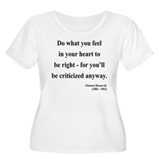 Eleanor Roosevelt 7 T-Shirt