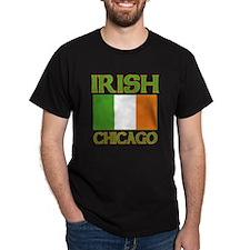 Chicago Irish Flag T-Shirt