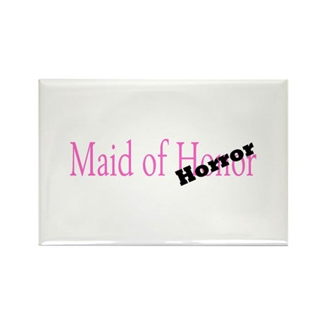 Maid Of (Horror) Rectangle Magnet (10 pack)