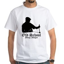 Yo-Yo Old School String Slinger (Heavy T-Shirt)
