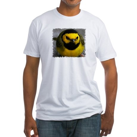 Yellow Bird Fitted T-Shirt