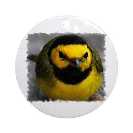 Yellow Bird Keepsake (Round)