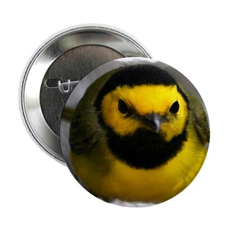 Yellow Bird Button