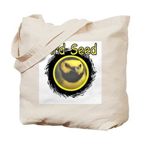 Yellow Bird Tote Bag