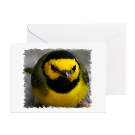 Yellow Bird Greeting Cards (Pk of 10)