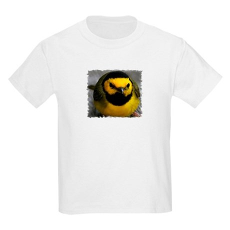 (Kids) Yellow Bird Kids T-Shirt