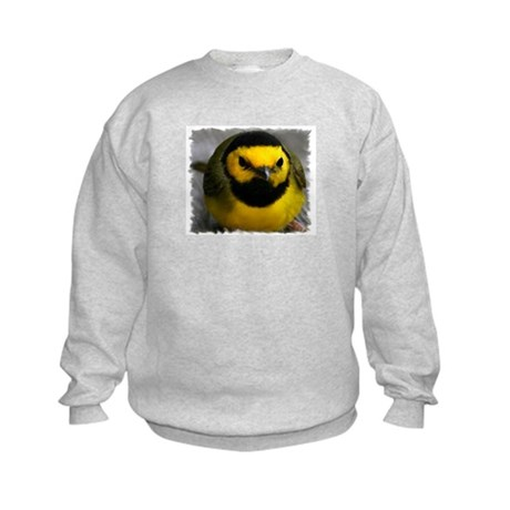 (Kids) Yellow Bird Kids Sweatshirt