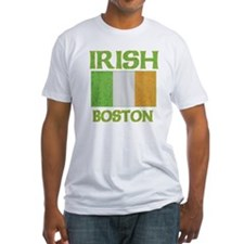Boston Irish Flag Shirt