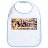 Friend to Friend Bib