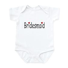 Bridesmaid (RD HRT) Infant Bodysuit