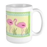 Hot Flamingos Mug