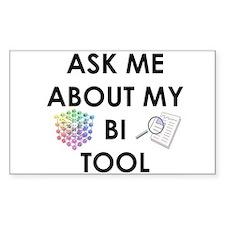 bi tool Rectangle Decal