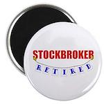Retired Stockbroker Magnet