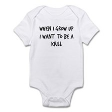 Grow up - Krill Infant Bodysuit