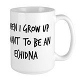 Grow up - Echidna Mug