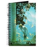 Maxfield Parrish Daybreak Journal