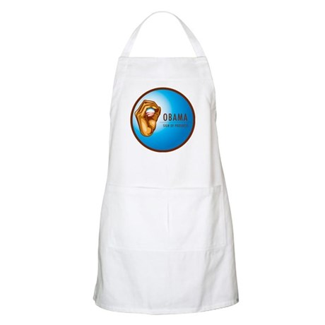 Sign of Progress BBQ Apron