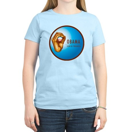Sign of Progress Women's Light T-Shirt