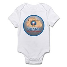 Obama Sign of Progress Infant Bodysuit