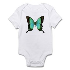 Green Butterfly Infant Creeper