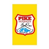 Pike Hotshots Sticker 3