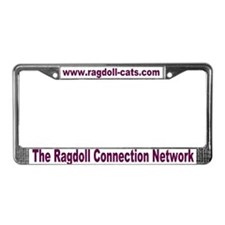 RCN License Plate Frame