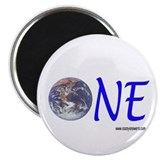 "One Planet 2.25"" Magnet (100 pack)"